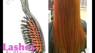 видео Как правильно ухаживать за нарощенными волосами
