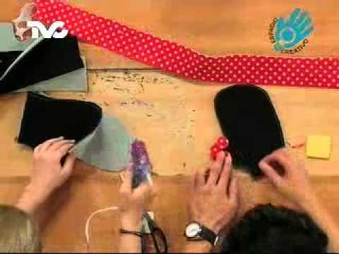 C mo hacer guantes de cocina ec youtube for Como se cocina el seitan