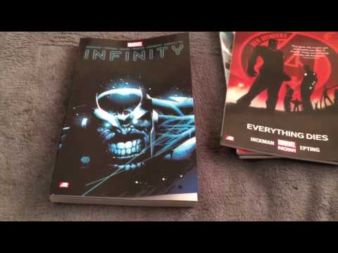 Marvel Infinity Review (Jonathan Hickmans Avengers/New Avengers)