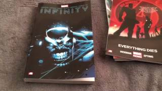 Marvel Infinity Review (Jonathan Hickmans Avengers/New Avengers)