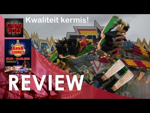 Review Kwaliteit kermis Düren St. Annakirmes [DUTCH VERSION] Mini Special: Techno Power & Gladiator