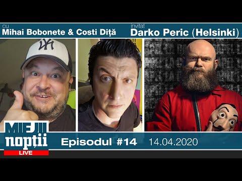 Miejii Noptii episod#14 - invitat: Darko Peric aka Helsinki din Casa de Papel