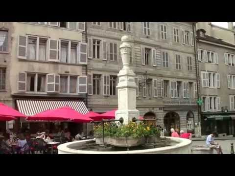 Geneve Amazing Town