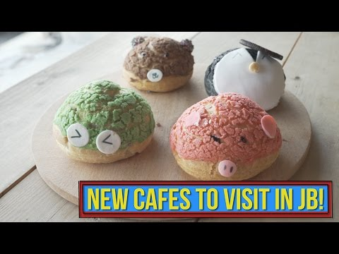 New Cafes To Visit In JB 2016 - Smart Travels: Episode 20