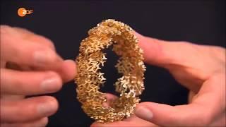 Bares für Rares || Meisterstück: Goldarmband - 1960er Jahre