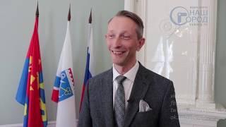 Смотреть видео Зачем приезжал в Выборг консул Эстонии в Санкт-Петербурге онлайн