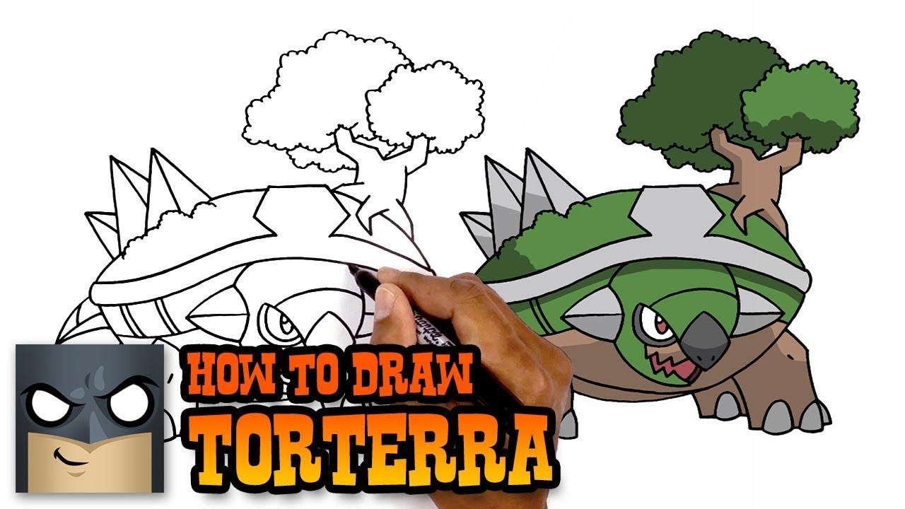 Torterra (Pokémon) - Bulbapedia, the community-driven ...