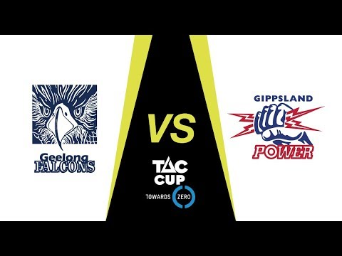 TAC Cup Finals: Geelong Falcons v Gippsland Power