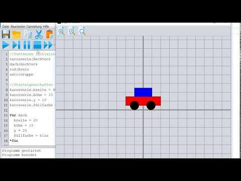 EOS2 Einfache Objektorientierte Sprache - Kurzvorstellung Des Tools