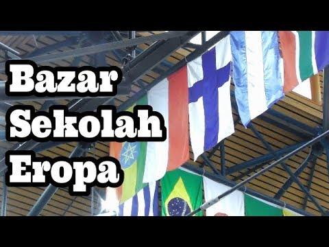 Download Bazar Sekolah Anakku di Hongaria || Bazar Sekolah Eropa
