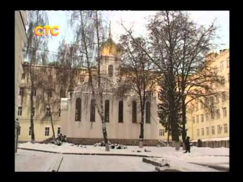 СТС-Курск. Городские истории. Зал КГУ. 1 ноября 2013