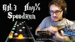 GUITAR HERO 3 SETLIST SPEEDRUN! ANY% 2:09:43