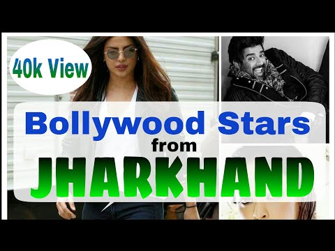 Bollywood Star from the State Of Jharkhand.