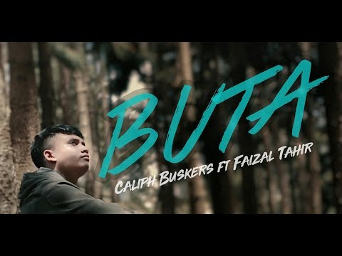 BUTA - Caliph Buskers ft  Faizal Tahir (Unofficial Music Video)