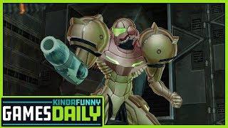 Retro Restarting Metroid Prime 4 Development - Kinda Funny Games Daily 01.25.19