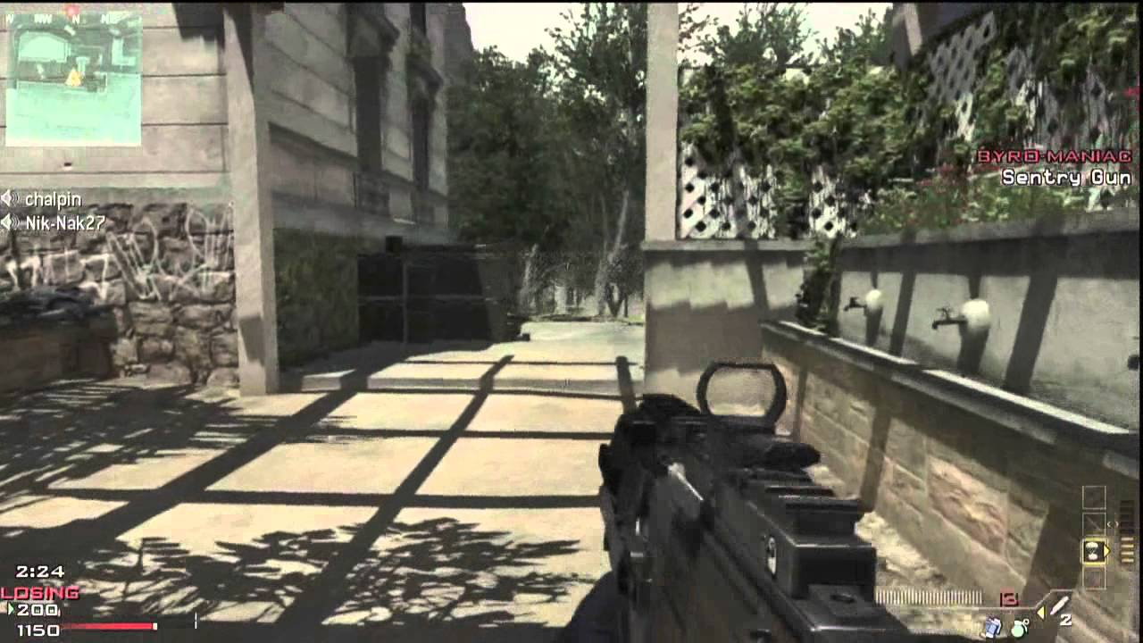 Modern Warfare 3 Playstation 3 Gameplay Commentary Mw3 Ps3 Youtube