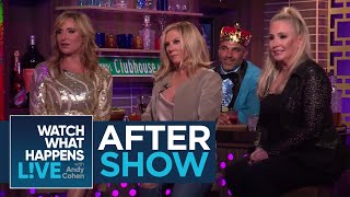 After Show: Joe Gorga On Visiting Joe Giudice | RHONJ | WWHL