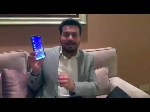 QuickX interview CZ with COO DR KSHITIJ ADHLAKHA during DUBAI BLOCKCHAIN EVENT MARCH 2019