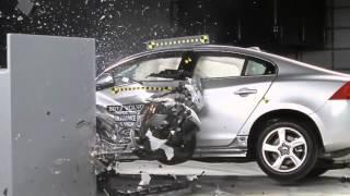 2012 Volvo S60 Euroncap test
