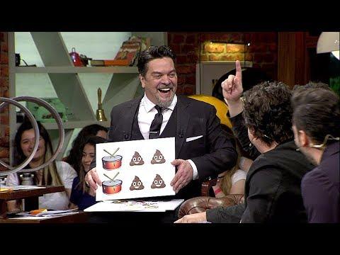 Beyaz Show - Kahkaha Dolu Emoji Oyunu!
