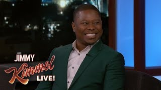 Jason Mitchell on Dr. Dre, Straight Outta Compton & SuperFly