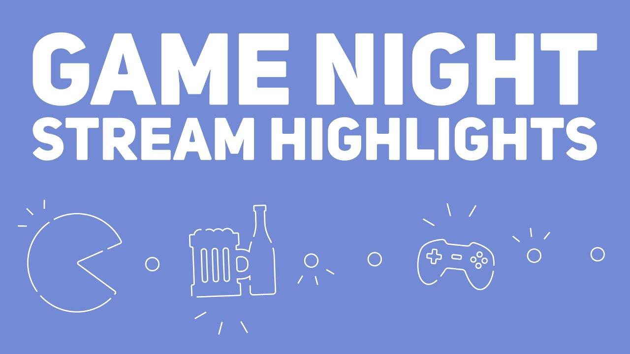 Game Night Stream Deutsch