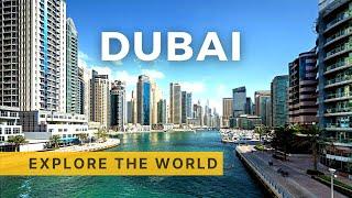 Walking in Dubai, UAE