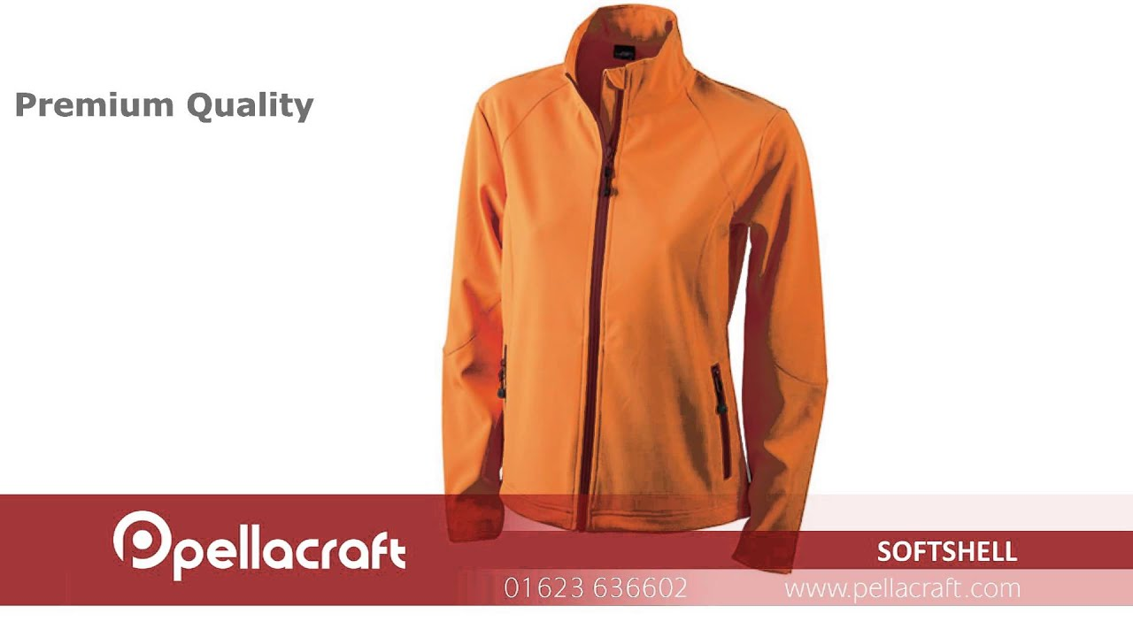 Clothing - Softshell Clothing for Business