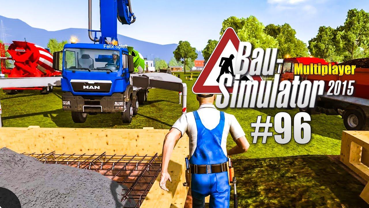 bau simulator 2015 multiplayer 096 betongie en an der. Black Bedroom Furniture Sets. Home Design Ideas