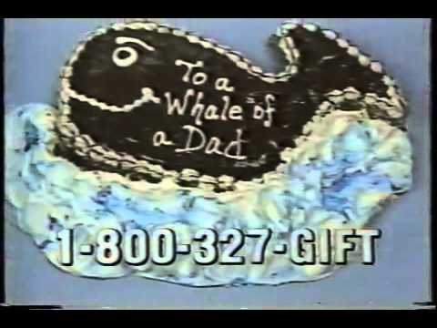 FUDGIE THE WHALE - EARLY 80s CARVEL COMMERCIAL