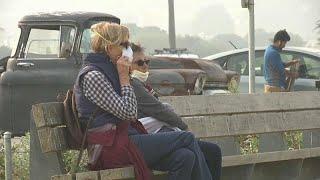 San Francisco: veszélyes légszennyezés a tűzvész miatt