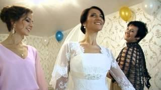 Классный позитивный свадебный клип. Артем и Татьяна.