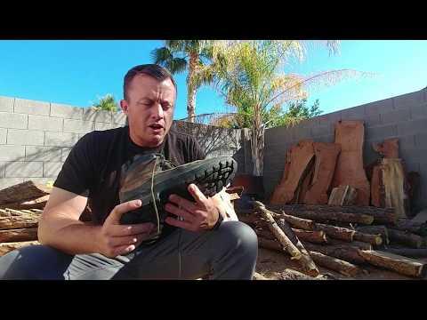 Danner Combat Hiker aka Crater Rim boot