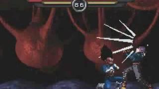 Dragonball Z - Taiketsu - Vegeta Playthorugh part 1