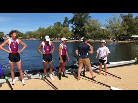 Melbourne High School regatta videos 2018