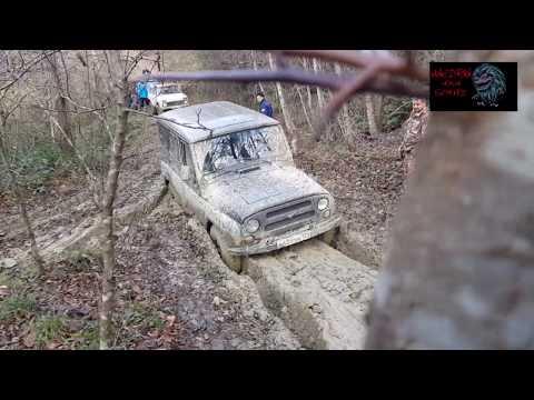 ШОК!!! Уаз не едет по лесу