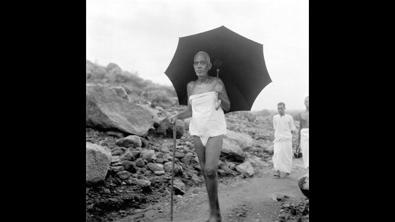 фото рамана махарши