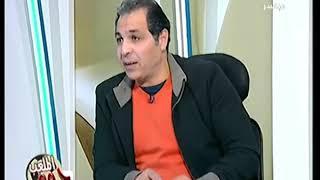 كابتن / تامر عبد الحميد :  عماد النحاس من أحسن مدربي الدوري المصري