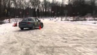 Уроки экстремального вождения
