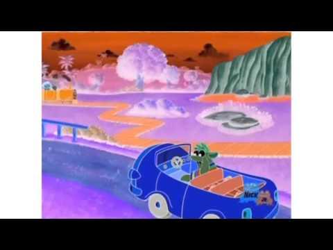 Dora the Explorer lost city travel song in G major