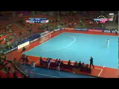 Paraguay vs Portugal    FIFA Futsal World Cup 2012   1 8 finals   Match 1
