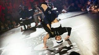 Gravity VS Bboy Ben  -Final Battle - Red Bull BC One 2013 North American Qualifier