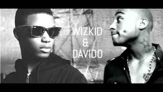 Dance 4 Me - Afrobeat instrumental (wizkid Davido type beat)