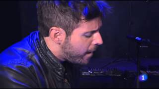 Pablo López - Telediario 13/09/15 TVE