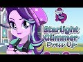 My Little Pony Equestria Girls Starlight Glimmer Dress Up Game