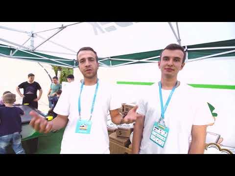"СДЭК на фестивале ""Мир футбола"". Отзыв представителя компании"