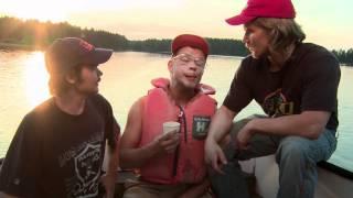 Röpönen järviristeilyllä BIIISONIMAFIA