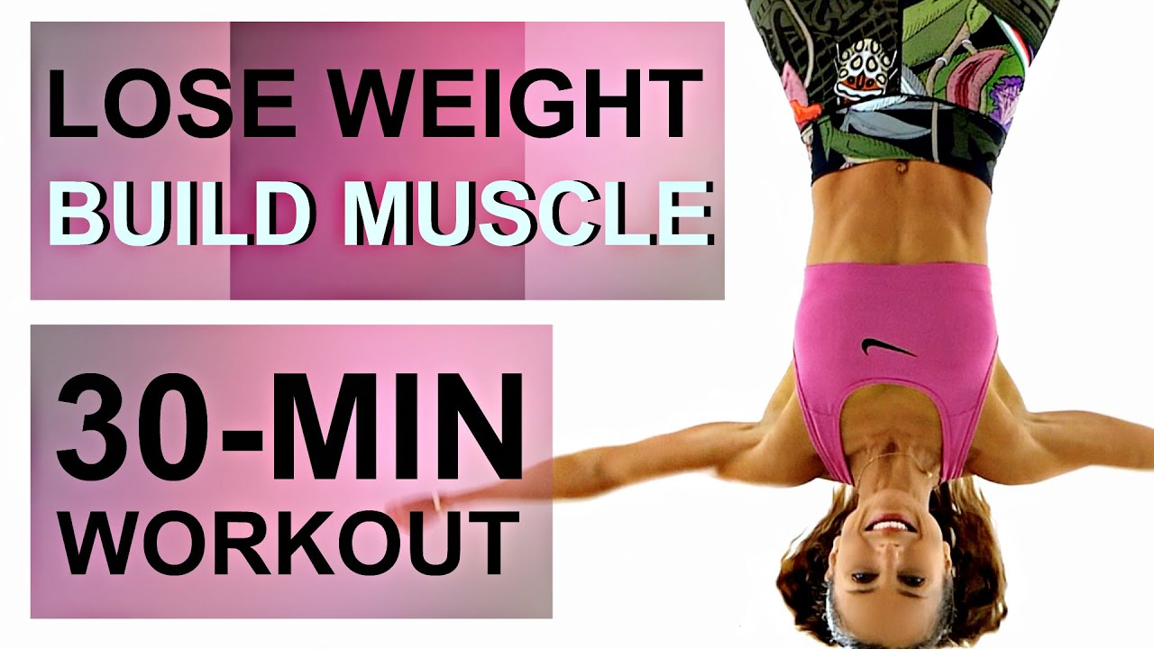 CARDIO WORKOUT TO TORCH FAT / HIIT DAY-1 | 14-DAY LOSE WEIGHT BUILD MUSCLE