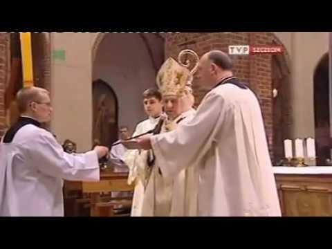 Chrzest Dorosłych W Szczecinie 2012r.