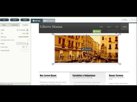One.com webeditor demo